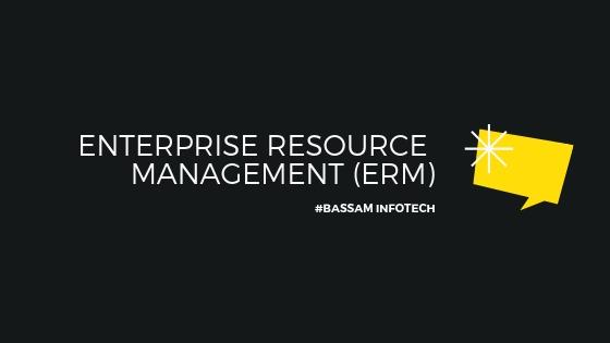 Enterprise Resource Management (ERM)