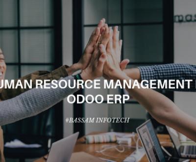 Human Resource Management in Odoo ERP