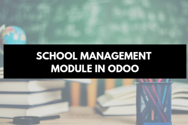 SCHOOL MANAGEMENT MODULE